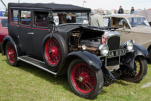 Vauxhall 20-60 - R-type Cabriolet 1928