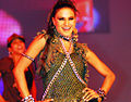 Veena Malik performing at the Lux Style Awards 2007.jpg