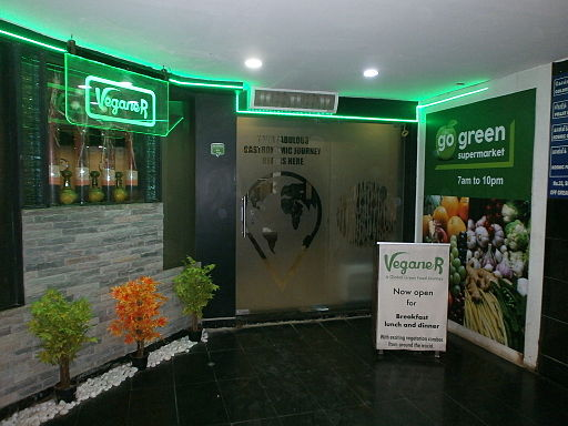 First Vegan Restaurant of Chennai: VeganeR, Nungambakkam