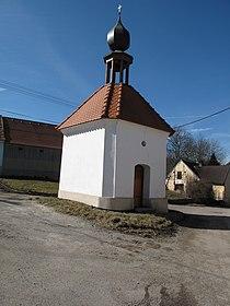 Velký Bor (Strunkovice nad Blanicí), kaplička II.jpg