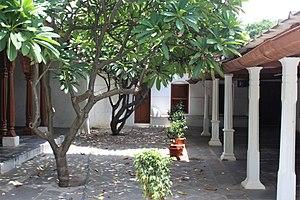 Vasireddy Venkatadri Nayudu - Image: Venkatadri Naidu Fort Amaravathi, View from Entrance