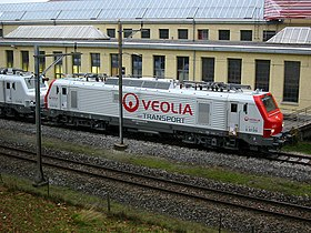illustration de Veolia Transport