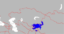 Verbreitungsgebiet der kirgisischen Sprache.PNG
