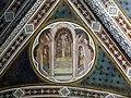 Via angelica, oratorio di s. urbano, volta, allegorie della venuta di cristo, xiv sec. 04.JPG