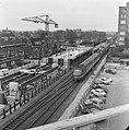 Viaduct-bouw voor de trein, Bestanddeelnr 913-6852.jpg