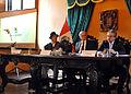 Vicecanciller participó en panel sobre integración andina (10562873245).jpg