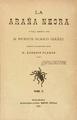 Vicente Blasco Ibáñez (1893) La araña negra, tomo II.png