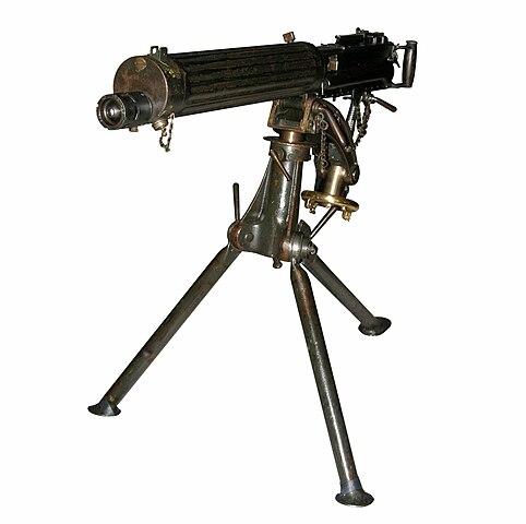 machine gun l