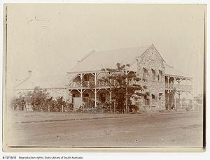 Ellen Ryan - Victoria Hotel, Palmerston, Northern Territory