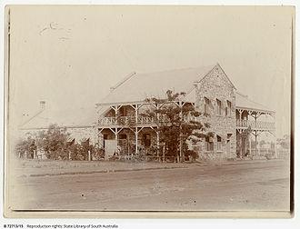 Victoria Hotel, Darwin - 'Hotel Victoria, Palmerston, Northern Territory'