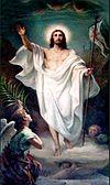 Jezus Krystus augšonceļšonuos
