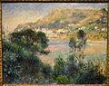 View From Cap Martin of Monte Carlo by Pierre-Auguste Renoir, c. 1884 - Corcoran Gallery of Art - DSC01359.JPG