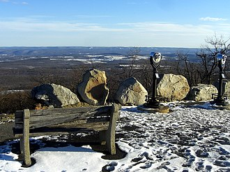 Montague Township, New Jersey - High Point State Park