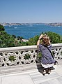 View from the Fourth Courtyard of Topkapı Palace, Istanbul 001.jpg
