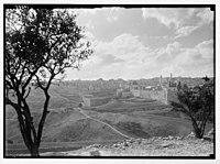 View of Jerusalem from the south fr(om) S.E. corner. LOC matpc.04212.jpg