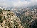 View of Kadisha Valley, Lebanon.jpg