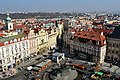 View of Prague from the top of the Old Town Hall Tower (7) (26263225486).jpg