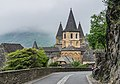 View of Saint Faith Abbey Church of Conques 01.jpg