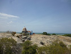 View of Valli Amman Kovil in Ukanthamalai.jpg