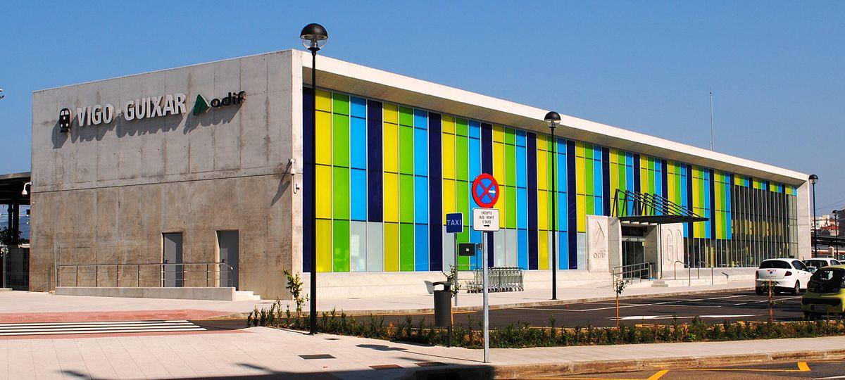 Vigo guixar railway station wikipedia - Material de oficina vigo ...