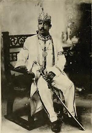 Jeypore - Vikrama Deb, Jeypore