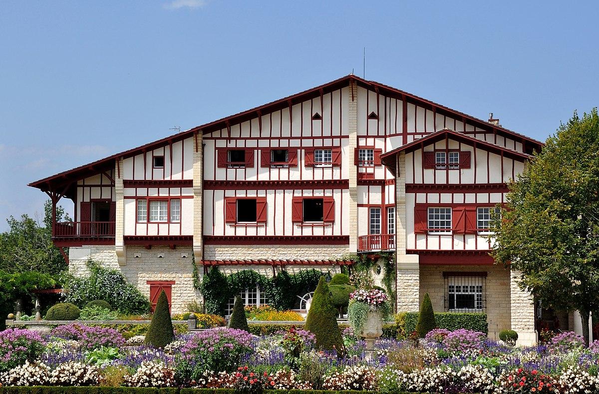 Villa arnaga wikip dia - Office du tourisme de cambo les bains ...