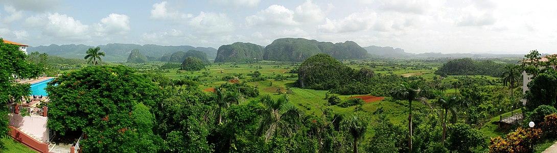 Viñales Valley, World Heritage of Unesco, Cuba.