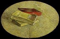 Vincent van Gogh - Drie boeken - Google Art Project.jpg