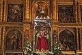 Virgen de Araceli preparada para subir.JPG