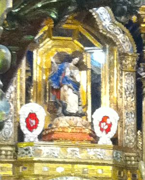 Virgin of Quito - Image: Virgin of Quito