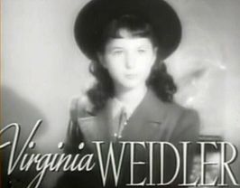 Weidler in The Women (1939)