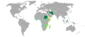 Visa requirements for Syrian citizens.png