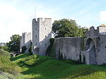 Visby fortification walls