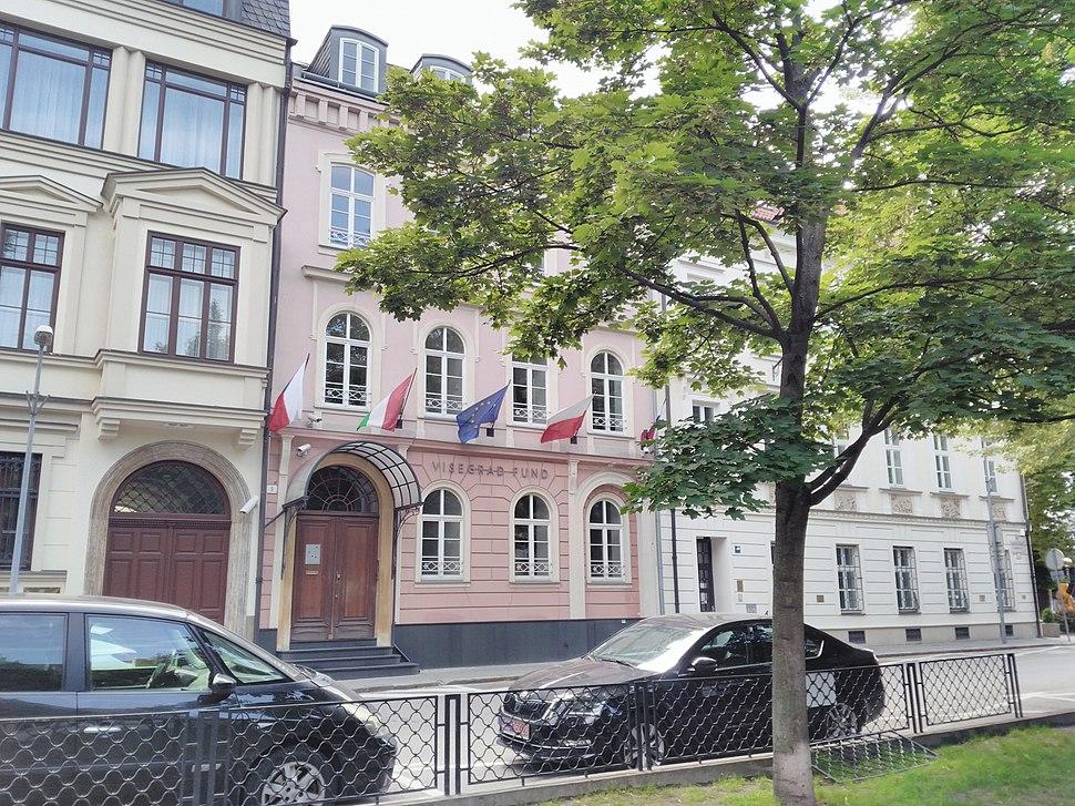 Visegrád Fund-Вишеградски фонд
