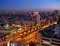 Vista de Madrid desde Plaza de Castilla 02.jpg