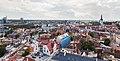 Vistas panorámicas desde la iglesia de San Olaf, Tallinn, Estonia, 2012-08-05, DD 14.JPG