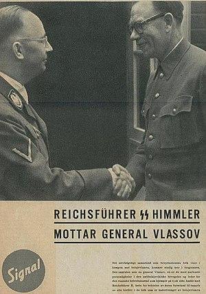 Andrey Vlasov - Vlasov and Himmler