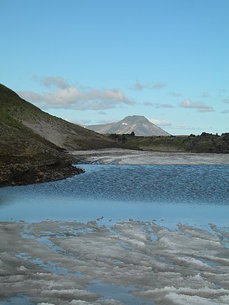Volcanoes of Kamchatka - Image: Volcanoes of Kamchatka 113321