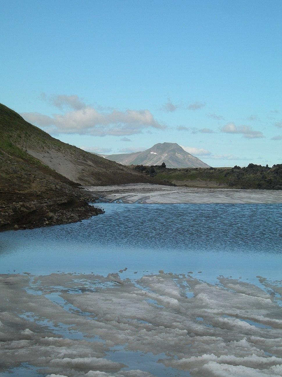 Volcanoes of Kamchatka-113321
