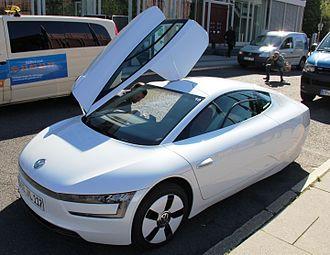 Volkswagen 1-litre car - 2015 Volkswagen XL1