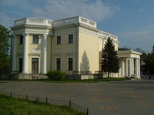 Francesco Boffo - Image: Vorontsov's Palace (Odessa)