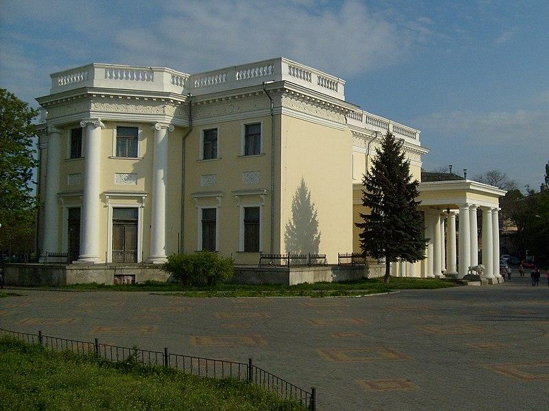 File:Vorontsov's Palace (Odessa).JPG