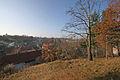 Vrbčany pohled od zvonice1.JPG