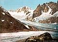 Vue du Mont-Blanc depuis le Jardin, Chamonix.jpg