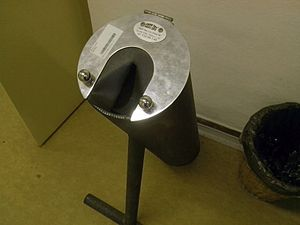 Gun safety - Barrel for dry firing, in order to ultimately check the unloaded state of a firearm