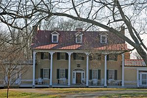 Welbourne (Middleburg, Virginia) - Image: WELBOURNE, LOUDOUN COUNTY, VA