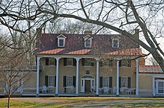 Welbourne (Middleburg, Virginia) building in Virginia, United States