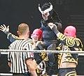 WWE Los Matadores house show.jpg