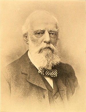 William Thomas Blanford - Portrait