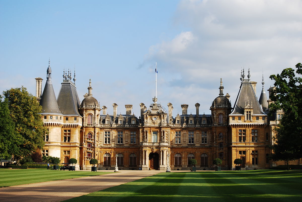 Rothschild properties in the home counties - Wikipedia Jacob Rothschild, 4th Baron Rothschild